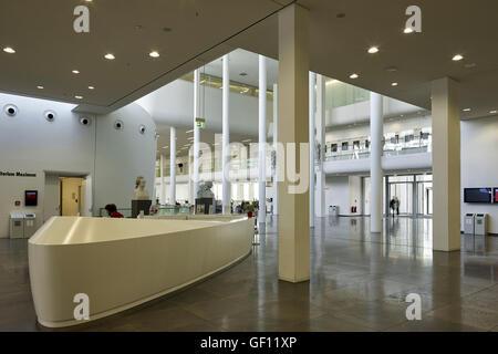 Nueva Augusteum de la Universidad de Leipzig, Alemania