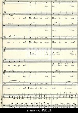 Les Machabées - opéra en 3 actes (1887)