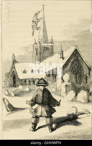 Los viajes y sorprendentes aventuras del barón de Munchausen; (1860)