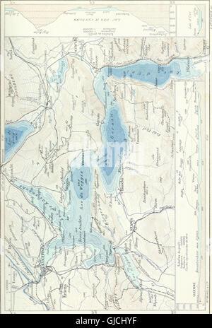 Dictionnaire géographique de la Suisse; publié sous les auspicios de la Société neuchC3A2teloise de géographie, et sous la direction de Charles Knapp, Maurice Borel, cartographe, et de V. Attinger,