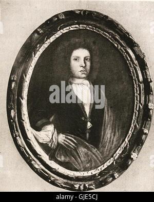 Los fundadores; retratos de personas nacidas en el extranjero que llegaron a las colonias en América del Norte antes del año 1701, con una introducción, Esbozos Biográficos y comentarios sobre los retratos (1921)