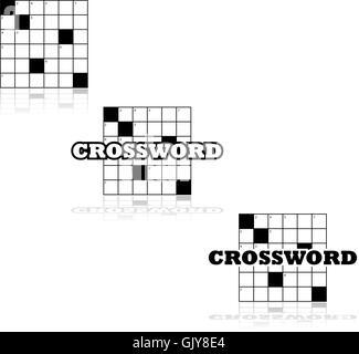 Iconos de Crucigrama