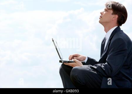 Guy perfil humano