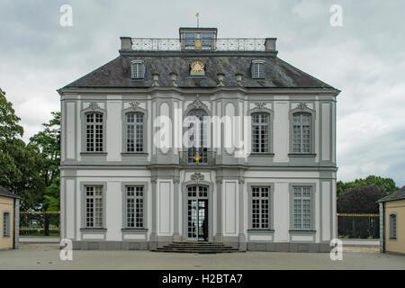 Schloss Falkenlust, Bruhl, Renania del Norte-Westfalia, Alemania