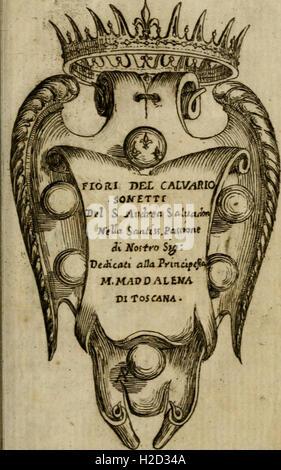 La regina sant' Orsola, del sig. Andrea - rappresetata Saluadori nel teatro del sereniss. Gran Duca di Toscana al serenissimo principe Sigismondo Vladislao, Principe di Polonia e di Suezia; et, I (1