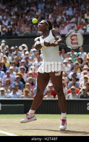 Final de mujeres, Serena Williams, USA, 2010 Wimbledon, ITF torneos del Grand Slam, Wimbledon, Inglaterra, Reino Unido, Europa