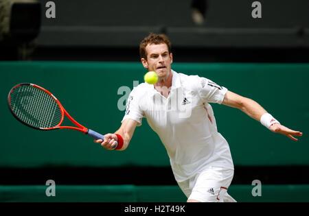 Andrew Murray, Bretaña, Wimbledon 2010, ITF torneos del Grand Slam, Wimbledon, Inglaterra, Reino Unido, Europa