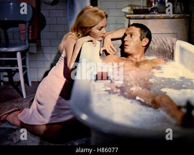 Cincinnati Kid (EL CINCINNATI KID) USA 1965, Regie: Norman Jewison, ANN-MARGRET, Steve McQUEEN, Stichwort: Badewanne