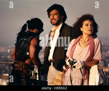 Los nómadas -Tod aus dem Nichts, (nómadas) USA 1985, Regie: John McTiernan, Pierce Brosnan, Anna-MARIA MONTECELLI, Stichwort: Kamera