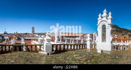 El Monasterio De San Felipe Neri Terraza Sucre Bolivia