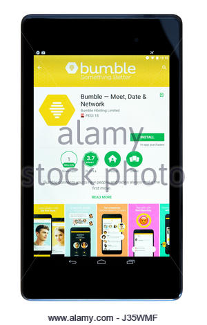 Bumble android