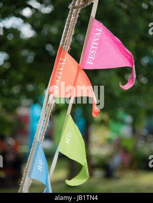 Bunting en Hay Festival 2017