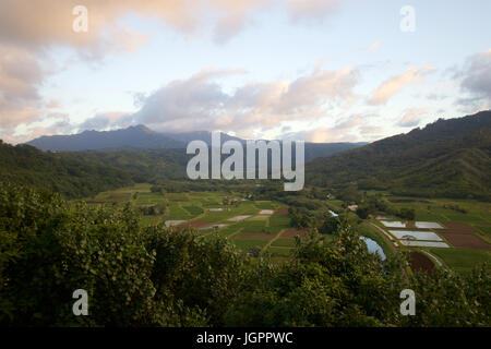 Valle de Hanalei lookout