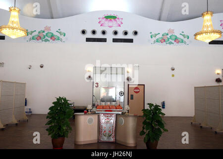 Kong Meng San Phor Kark Véase Monasterio. Crematorio. Singapur.