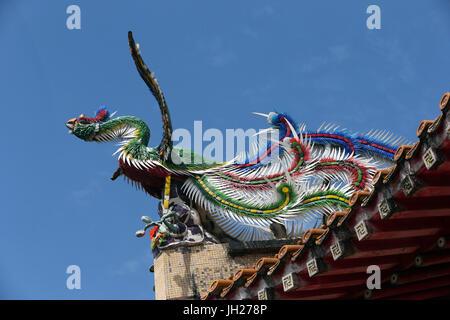 Kong Meng San Phor Kark Véase Monasterio. Phoenix. Singapur.