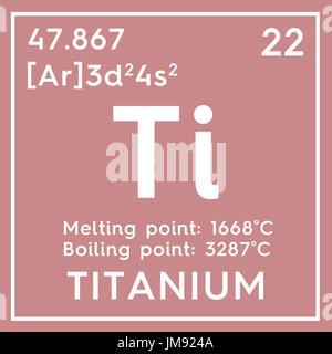 El titanio los metales de transicin elemento qumico de la tabla tabla peridica de los elementos el titanio el titanio los metales de transicin elemento qumico de la tabla peridica de mendeleyev urtaz Choice Image