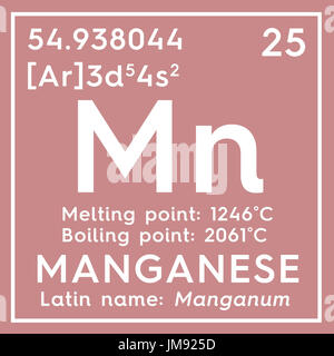 El manganeso manganum los metales de transicin elemento qumico el manganeso manganum los metales de transicin elemento qumico de la tabla peridica urtaz Image collections