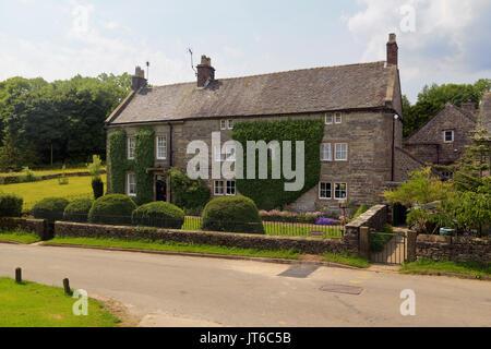 Antiguo Jefe de Hacienda en Tissington Village, Derbyshire
