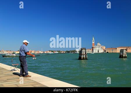 Uurban pesca en Venecia