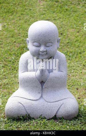 Kong meng san phor kark ver monasterio. Piedra monje budista. singapur.