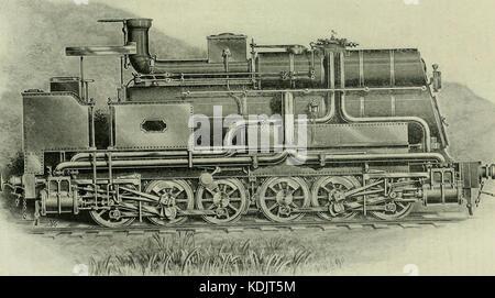 Ingeniería locomotora una práctica oficial de potencia motriz ferroviaria y el material rodante (1898) (14780959813)