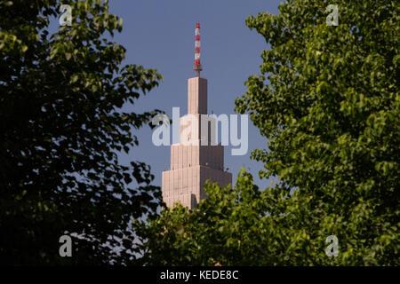 Torre Docomo En Shinjuku, Tokio, Japón Viernes 29 De Septiembre De 2017