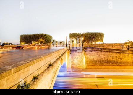 La ciudad de Montpellier en Francia