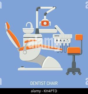 Dentista presidencia concepto