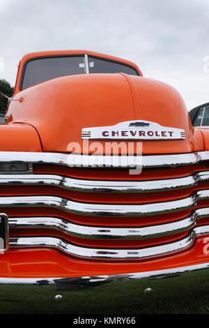 1950 Vintage clásico Chevrolet 3100 Pickup