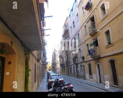 Barcelona Barrio de la La Barceloneta 02