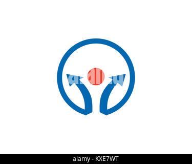 Es un símbolo relacionado con negocios, tecnología y medios de comunicación social