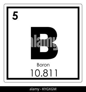 Boro b elemento qumico tabla peridica 3d render foto boro elemento qumico tabla peridica ciencia smbolo foto de stock urtaz Gallery