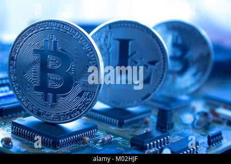 bitcoin mining mit eigenem pc