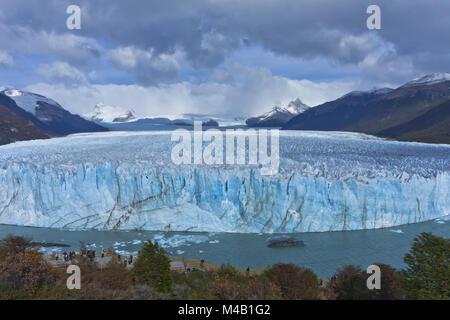 Azul Glaciar, Patagonia, Argentina, Sudamérica