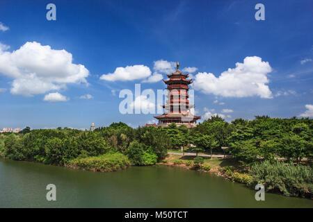 Xiamen Xinglin Garden Expo Pavilion