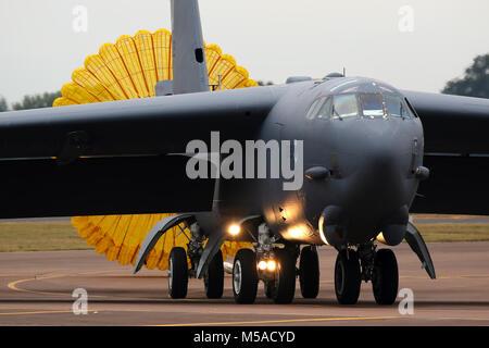 La Fuerza Aérea de los Estados Unidos B-52H Stratofortress