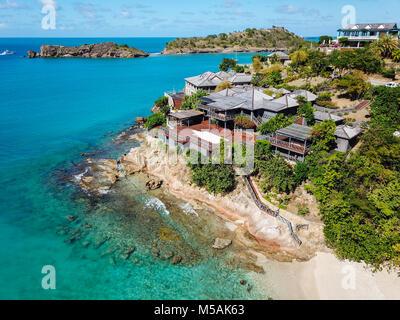 Giorgio Armani acantilado Retreat, Galley Bay Beach, Antigua