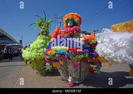 El Carnaval de Barranquilla (en español: Carnaval de Barranquilla Colombia) es una de las celebraciones folclóricas más importantes, y uno de los mayores carniva