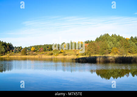 Lago Guzowy Piec Polonia