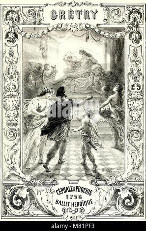 Y Céphale Procris tal -ballet héroïque en trois actes (1882) (14592655619)