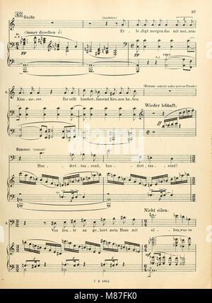 Eine florentinische Tragödie - Oper en einem Aufzug, Op. 16 (1916) (14597117370)