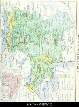 Dictionnaire géographique de la Suisse; publié sous les auspicios de la Société de Géographie neuchâteloise, et sous la direction de Charles Knapp, Maurice Borel, cartographe, et de V. Att 0153