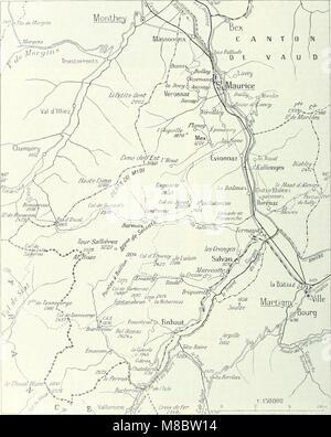 Dictionnaire géographique de la Suisse; publié sous les auspicios de la Société de Géographie neuchâteloise, et sous la direction de Charles Knapp, Maurice Borel, cartographe, et de V. Att 0155