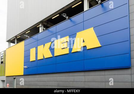 La tienda de muebles para el hogar Ikea en Woodbridge Virginia cerca ...