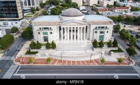 Corte Suprema y la Ley de construcción de la biblioteca, de Montgomery, Alabama, EE.UU.