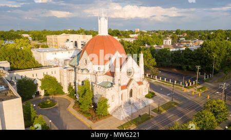 La Primera Iglesia Bautista, Montgomery, Alabama, EE.UU.