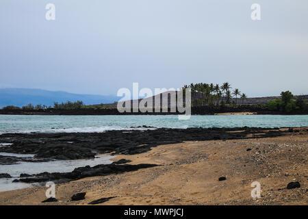 Uno de los más bellos y altamente valorados en el mundo - playas playa de Wailea, Maui, Hawaii, EE.UU.