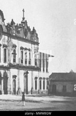 293 Igreja das Chagas do Pai Seráfico San Francisco 01 Foto de stock