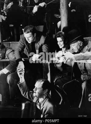 El título de la película original: El CINCINNATI KID. Título en inglés: El CINCINNATI KID. El director de cine: Norman Jewison. Año: 1965. Estrellas: Steve MCQUEEN; ANN-MARGRET. Crédito: M.G.M/FILMWAYS / Álbum