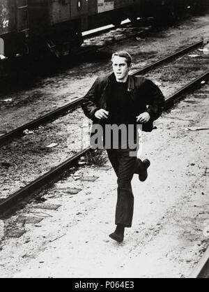 El título de la película original: El CINCINNATI KID. Título en inglés: El CINCINNATI KID. El director de cine: Norman Jewison. Año: 1965. Estrellas: Steve MCQUEEN. Crédito: M.G.M/FILMWAYS / Álbum
